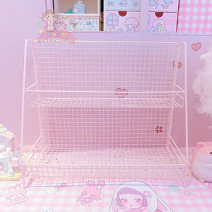Large Capacity Cosmetics Storage Rack