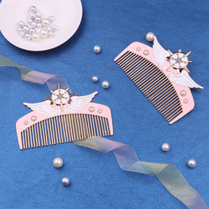 Cardcaptor Sakura Sailor Moon Magic Comb