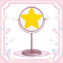 Load image into Gallery viewer, Cardcaptor Sakura Makeup Mirror Beautify LED Full Light