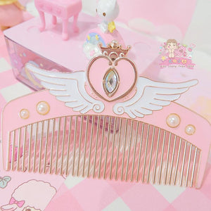 Wing Comb Portable Comb With Drill