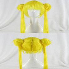 Load image into Gallery viewer, Senshi Moon Usagi Tsukino wig