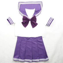 Load image into Gallery viewer, Sailor Moon Outer Senshi Seifuku Uniform Set