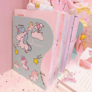 [Buy 2 Free Shipping]Unicorn Flexible Bookshelf