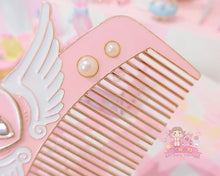 Load image into Gallery viewer, Wing Comb Portable Comb With Drill