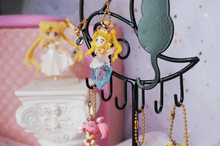 Load image into Gallery viewer, Senshi Moon Luna Accessories Stand