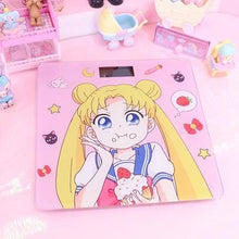 Load image into Gallery viewer, Sailor Moon Electronic Weighing Scale