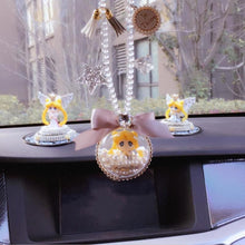Load image into Gallery viewer, Sailor Senshi Moon Cartoon Cute Car Ornaments