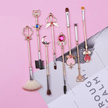 Load image into Gallery viewer, 8pcs Magic Wand Makeup Brushes