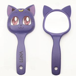 Senshi Moon Luna Cat Mirror
