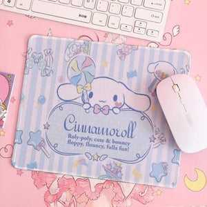 Sailor Moon Cartoon Mouse Pad