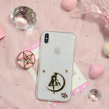 Load image into Gallery viewer, Sailor Moon Paillette Phone Case