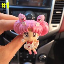Load image into Gallery viewer, Sailor Moon Usagi AC Outlet Car Perfume