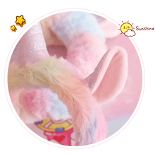 Load image into Gallery viewer, Unicorn Plush Hairband