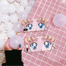 Load image into Gallery viewer, Sailor Moon Big Eyes Phone Case
