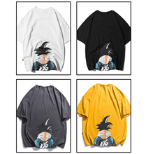 Load image into Gallery viewer, [Buy 2 Get 20% OFF]Dragon Ball Cotton Short-sleeved T-Shirt