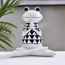 Load image into Gallery viewer, INS creative Yoga Frog Ornament