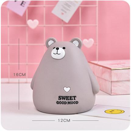 Cartoon Creative Personality Cute Antifall Piggy Bank