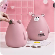 Load image into Gallery viewer, Cartoon Creative Personality Cute Antifall Piggy Bank