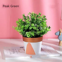 Load image into Gallery viewer, Simulation Green Plant Indoor Potted Plant