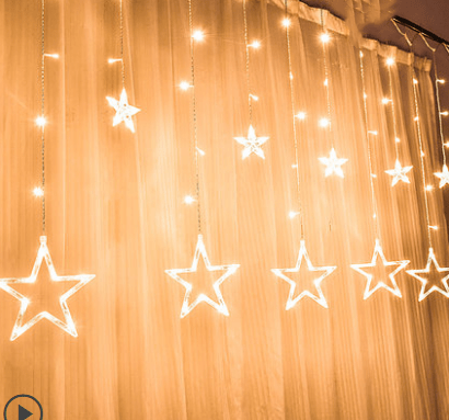 LED Star Light  For Bedroom Adornment