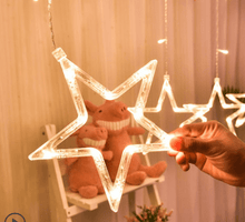 Load image into Gallery viewer, LED Star Light  For Bedroom Adornment