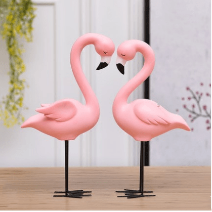 Creative Flamingo Piggy bankor Gift