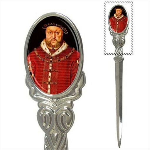 King Henry VIII The Eighth Letter Opener