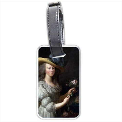 Queen Marie Antoinette Art Personalized Luggage Tag
