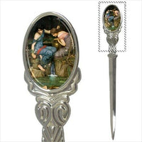 Nymphs Finding The Head Of Orpheus Waterhouse Art Mail Letter Opener