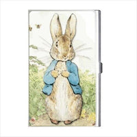 Peter Rabbit Beatrix Potter Art Business Credit Card Holder Case