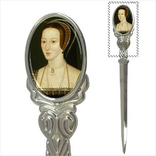 Queen Anne Boleyn Henry The 8th Wife Royalty Letter Opener