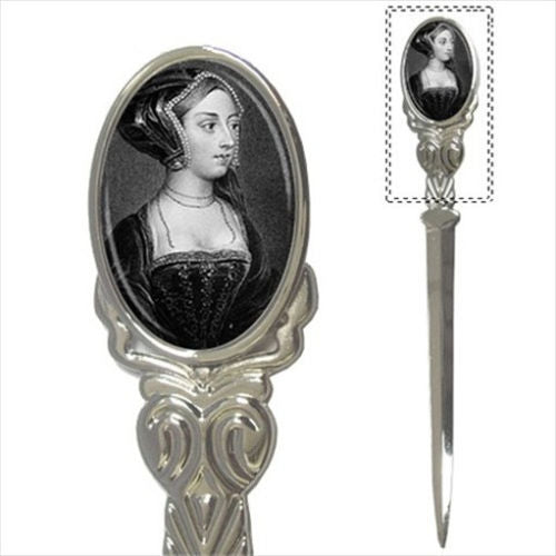 Queen Anne Boleyn Henry VIII Wife Art Mail Letter Opener