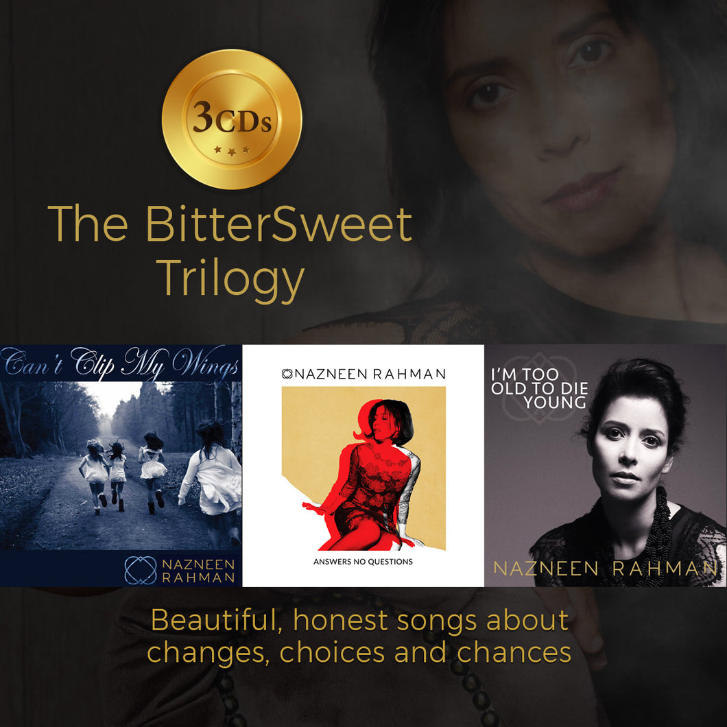 The BitterSweet Trilogy CDs
