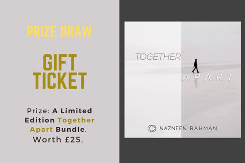 Together Apart - Prize Draw Ticket