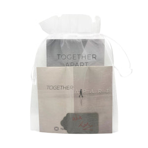Together Apart - limited edition bundle (numbered and signed)