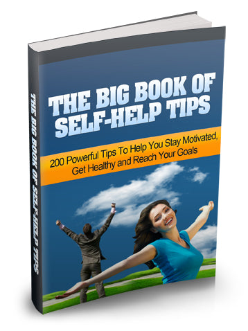 Best Book About Self Help - Healthy Mind Body Soul eBook Library