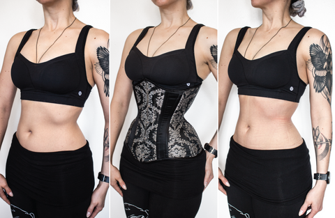 WHY PEOPLE WEAR CORSETS