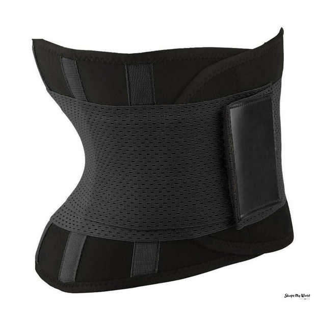 Waist Trainer Belt: Compression Band for Fitness - Shape My Waist