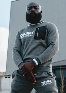 Men's Gray Tracksuit