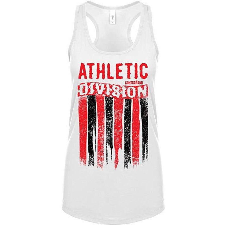 Contraband Sports 10159 Contraband Athletic Division Womens Racerback Tank Top
