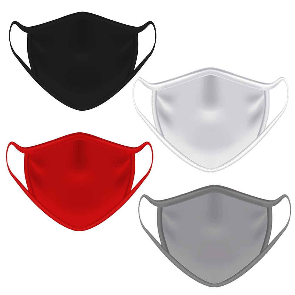 Contraband Sports 13019 Sport Face Cover/Sport Mask - Nylon/Spandex Washable & Breathable - 6 Colors - (Sold AS A Set)