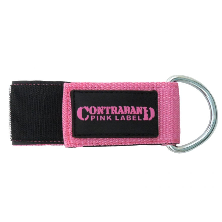 Contraband Pink Label 3037 Heavy Duty Nylon Ankle or Wrist Cuff