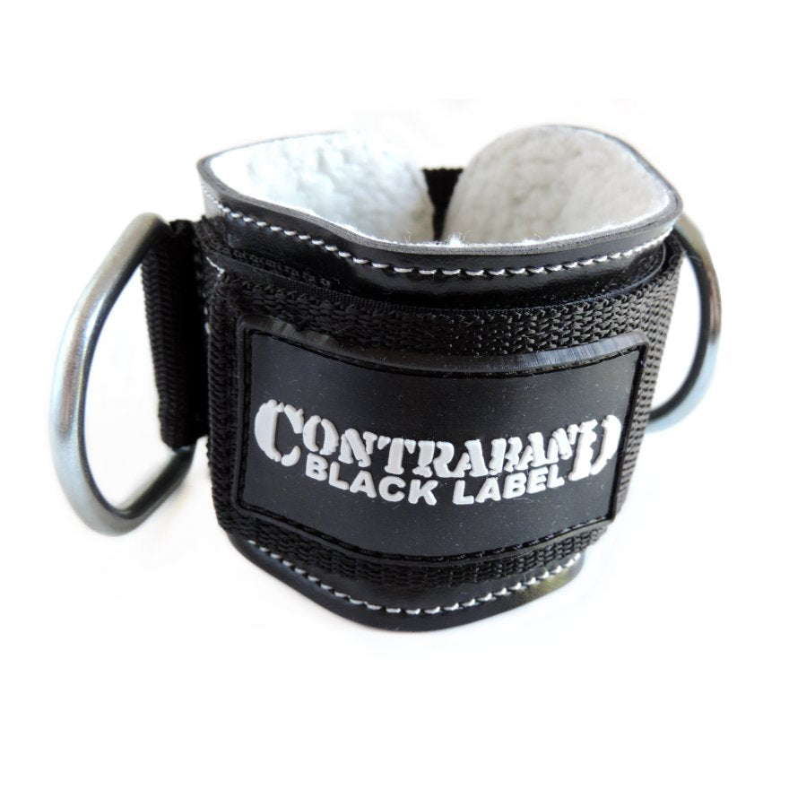 Contraband Black Label 3025 Double Ring Pro Ankle Cuff