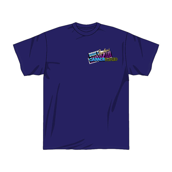 Drift Safari 180SX Purple Tee