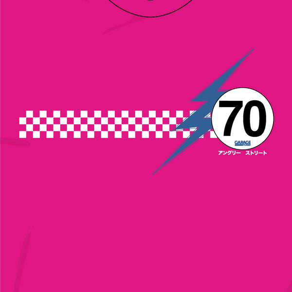 240Z Pink Tee