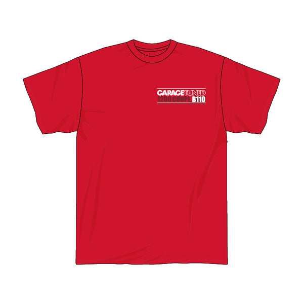 1200 Coupe B110 Red Tee