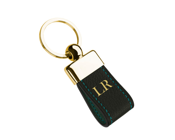 Black Forest - Custom Goat Leather Key Holder