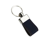 Navy Blue - Custom Goat Leather Key Holder