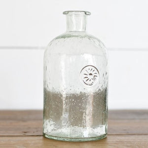 "9"" APOTHECARY BOTTLE"