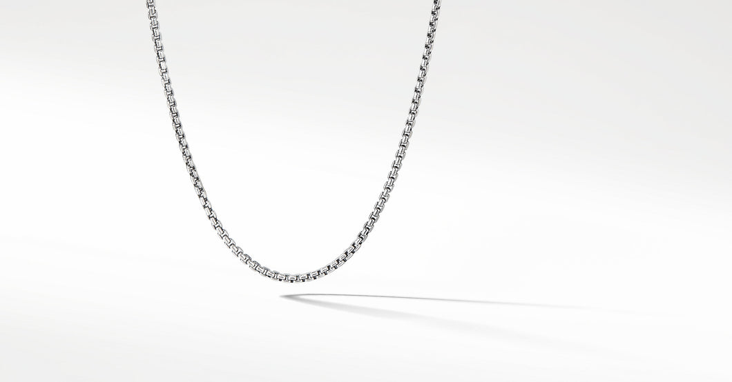 Box Chain Necklace - Gir Collection